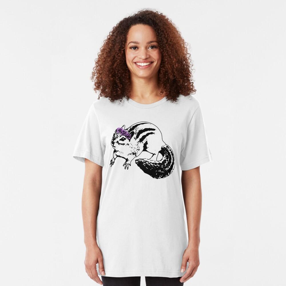 She'll Make A Benevolent Queen Slim Fit T-Shirt