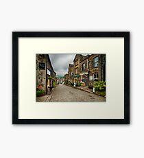 Haworth Yorkshire Framed Print