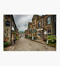 Haworth Yorkshire Photographic Print