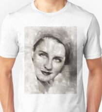 Norma Shearer, Actress Unisex T-Shirt