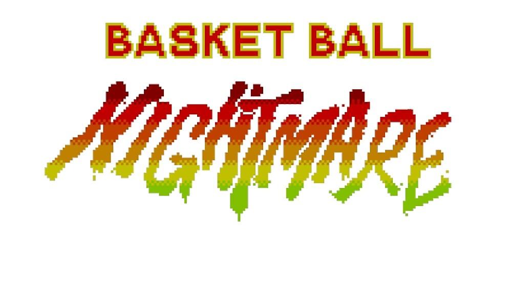 f//w - basketball nightmare by sleepparalysis