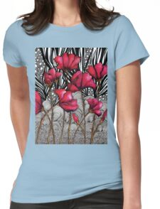 Ruby Rosa Womens Fitted T-Shirt