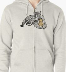 Everybody Needs Somebody Special to Love Zipped Hoodie