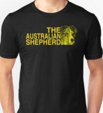 The Australian Shepherd Face T-Shirt