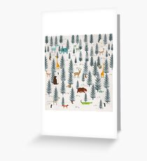 little nature Greeting Card