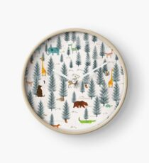 little nature Clock