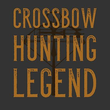 Crossbow Hunting Legend by Corncheese