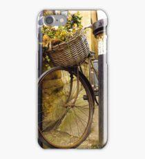 Old Timey Bike Oxford iPhone Case/Skin