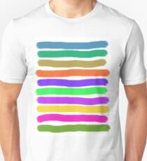 Brush Strokes #2 Veronica Unisex T-Shirt