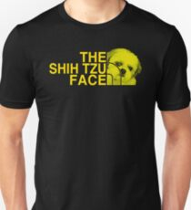 The Shih Tzu Face Unisex T-Shirt