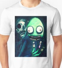 I like rusty spoons  - Salad Fingers Unisex T-Shirt