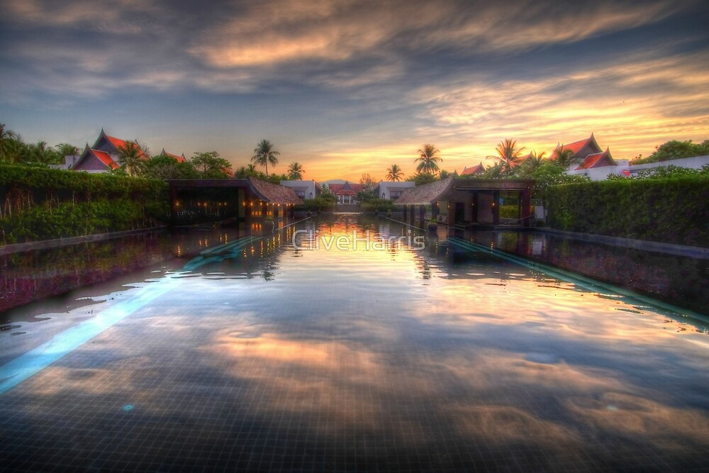 Paradise by CliveHarris