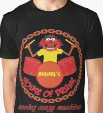 House of Drums Graphic T-Shirt