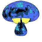 Magic Mushroom by Christopher Lyttle