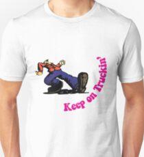 Keep on Truckin' Unisex T-Shirt
