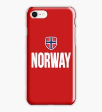 NORWAY iPhone Case/Skin