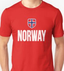 NORWAY Unisex T-Shirt