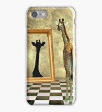Giraffe Dreams iPhone Case/Skin