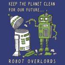 Robot Earth by jarhumor