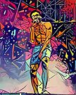 Gambino Abstract  by stilldan97