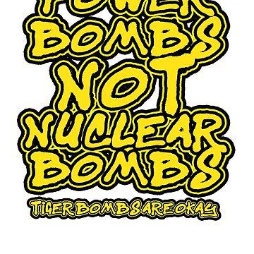 Power Bombs Not Nuclear Bombs by DannyDouglas96