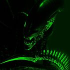 The Xenomorph by noauxia