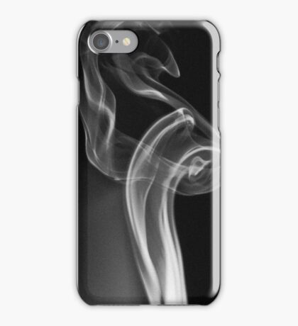There's No Smoke Without Fire iPhone Case/Skin