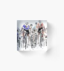 Tour de France Acrylic Block