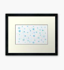 Winter Design - 3 Framed Print