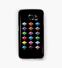 Pokemon - Alola League: Alola Region Z Ring Crystals Samsung Galaxy Case/Skin