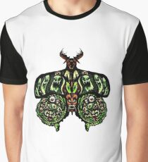 The Hell Moth Graphic T-Shirt