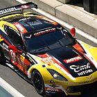Corvette WEC Silverstone 2016 by motorracingcal