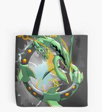 Mega Rayquaza - Stormy BG Tote Bag