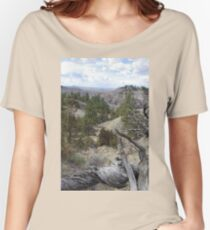 The Vastness Women's Relaxed Fit T-Shirt