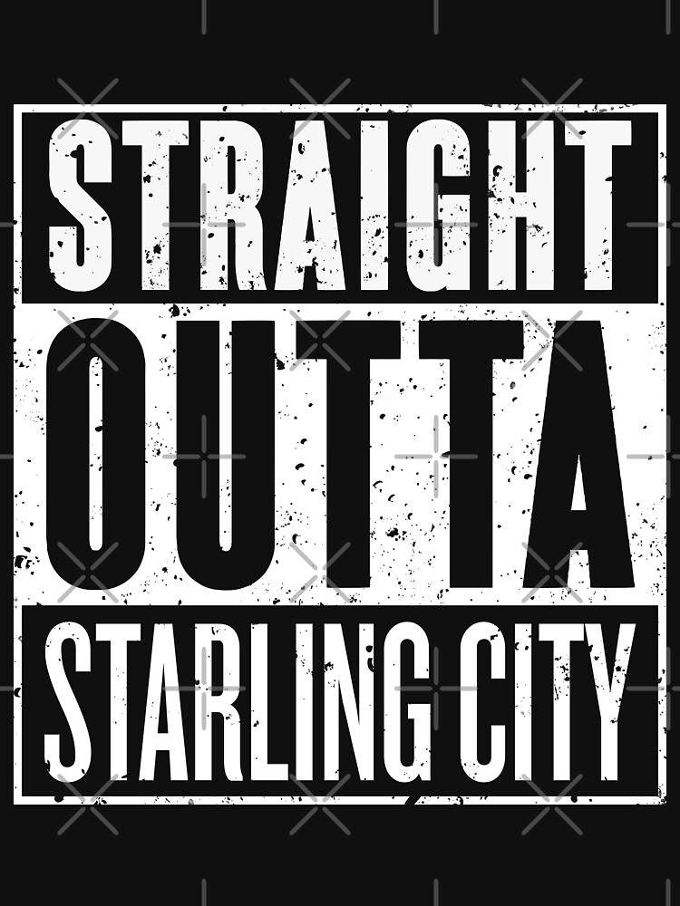 Straight Outta Starling City by RoufXis