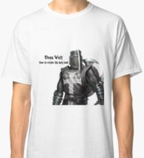 Camiseta clásica Deus Vult
