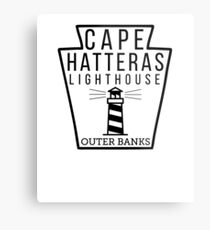 Cape Hatteras Lighthouse Outer Banks NC Metal Print