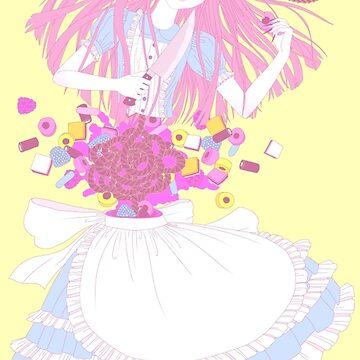 Wendigo by PastelPollution