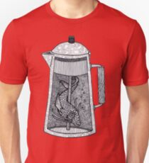 There was a fish in the percolator Unisex T-Shirt