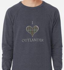 I LOVE OUTLANDER Lightweight Sweatshirt