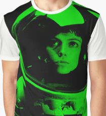 Ellen Ripley Graphic T-Shirt