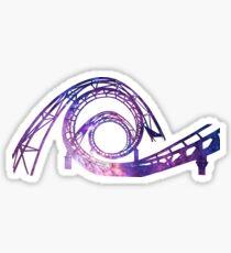 Star Coaster Sticker