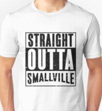 Straight Outta Smallville Unisex T-Shirt