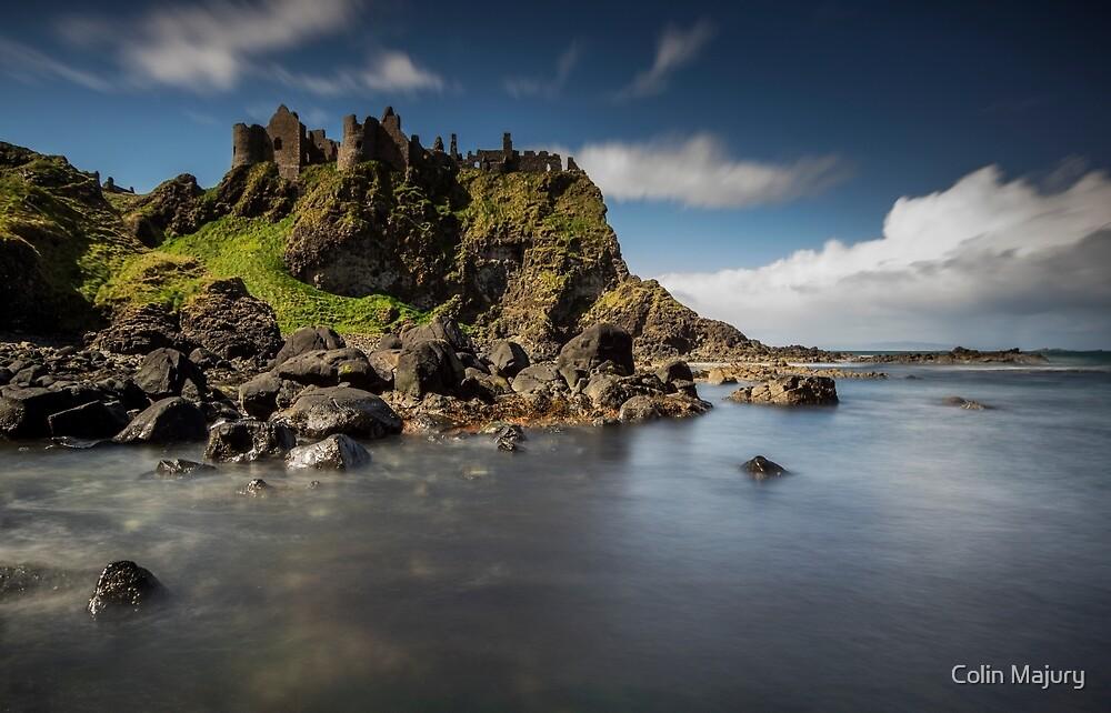 Dunluce Castle by Colin Majury