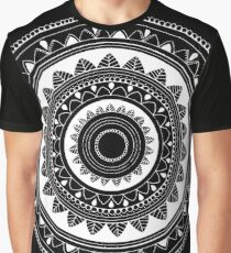 Mind is everything mandala Graphic T-Shirt