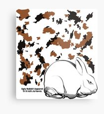 Mini Rex - At Least I Tri'd Metal Print