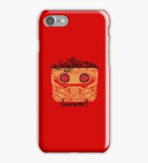 Tape Lord iPhone Case/Skin