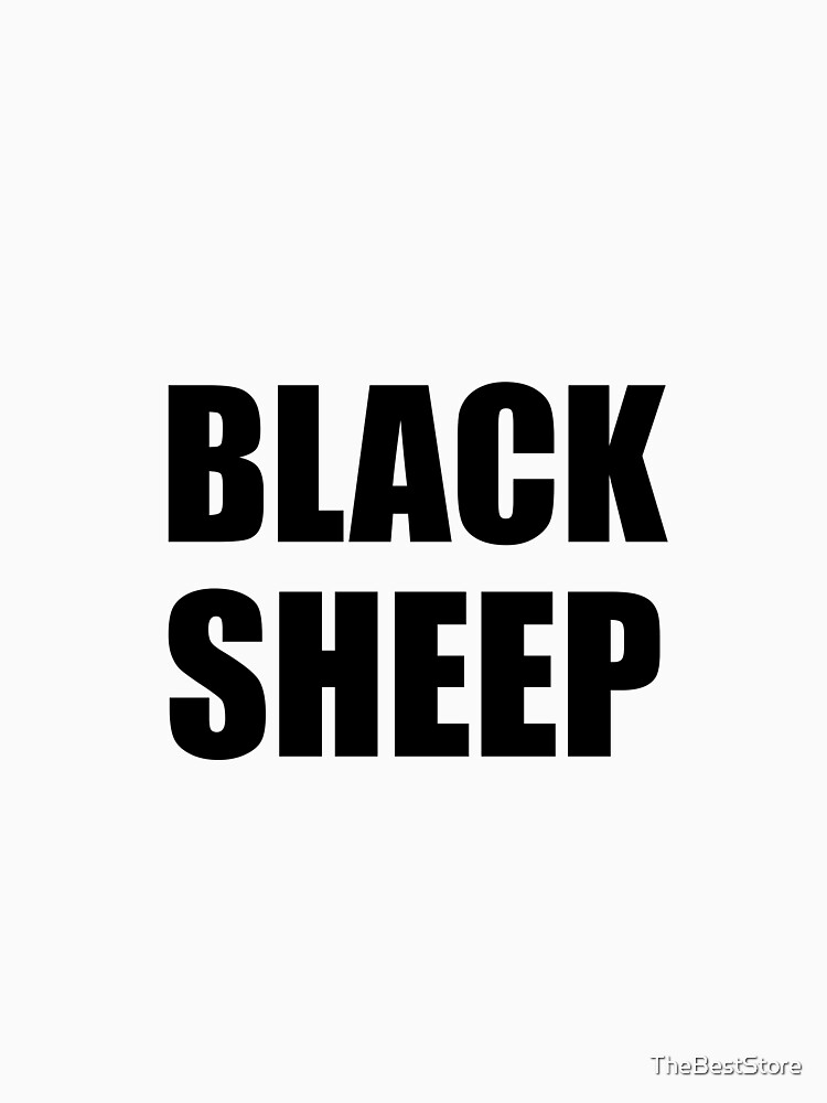 Black Sheep by TheBestStore
