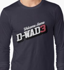Welcome Home D-Wade Long Sleeve T-Shirt