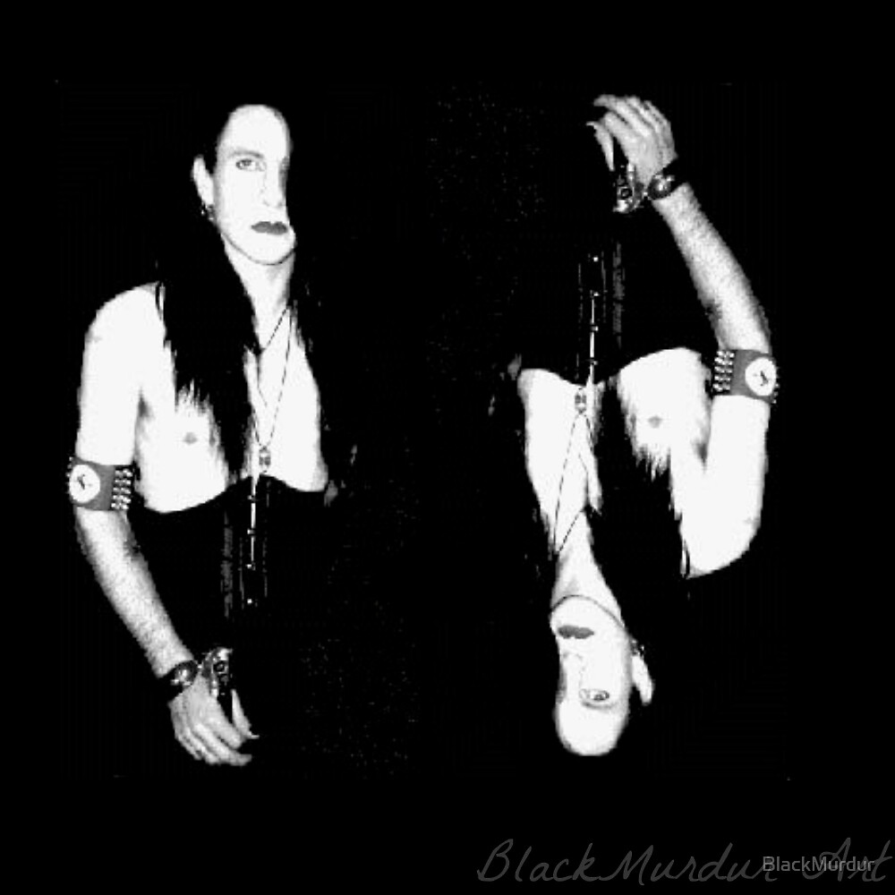 ROZZ WILLIAMS CHRISTIAN DEATH by BlackMurdur